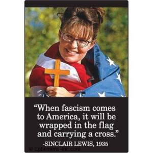 Facism in Flag