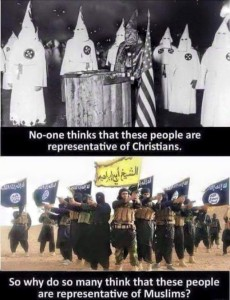 Klan and ISIS